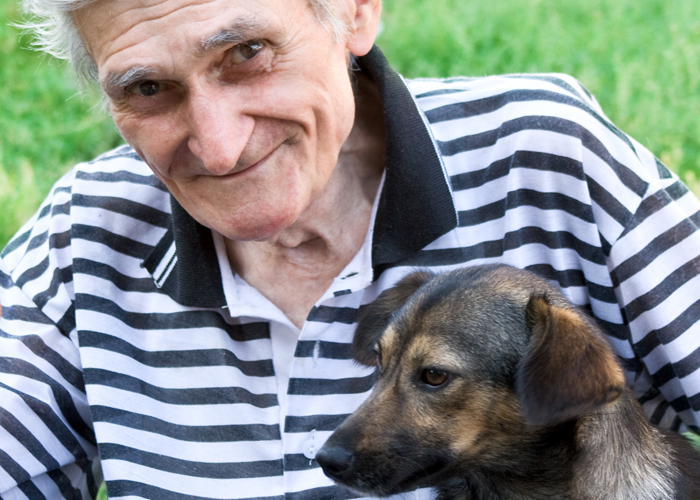 A Surprising Key to Successful Aging: A Dog