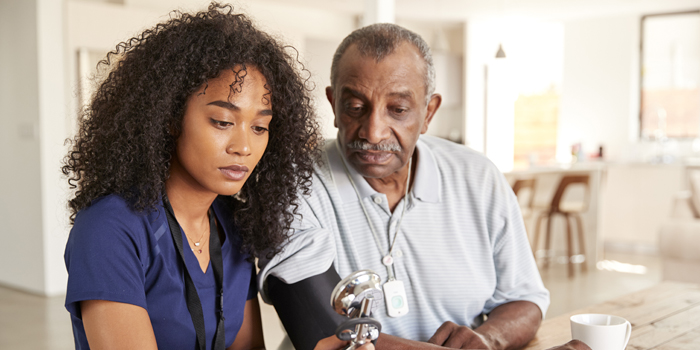 Blood Pressure for Seniors: Get an Accurate Read