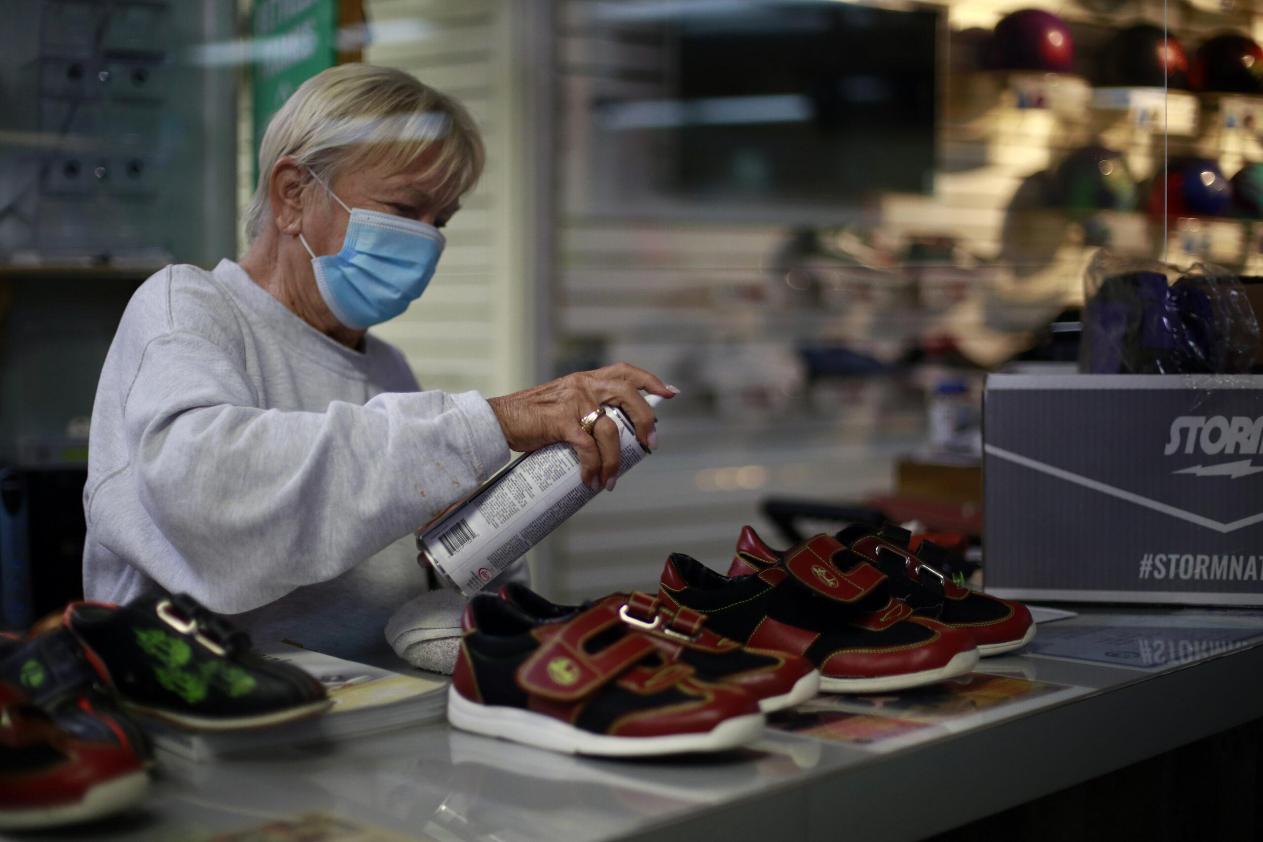 San Dee Lanes Bowling Malverne Lanes Disinfect Bowling Shoes