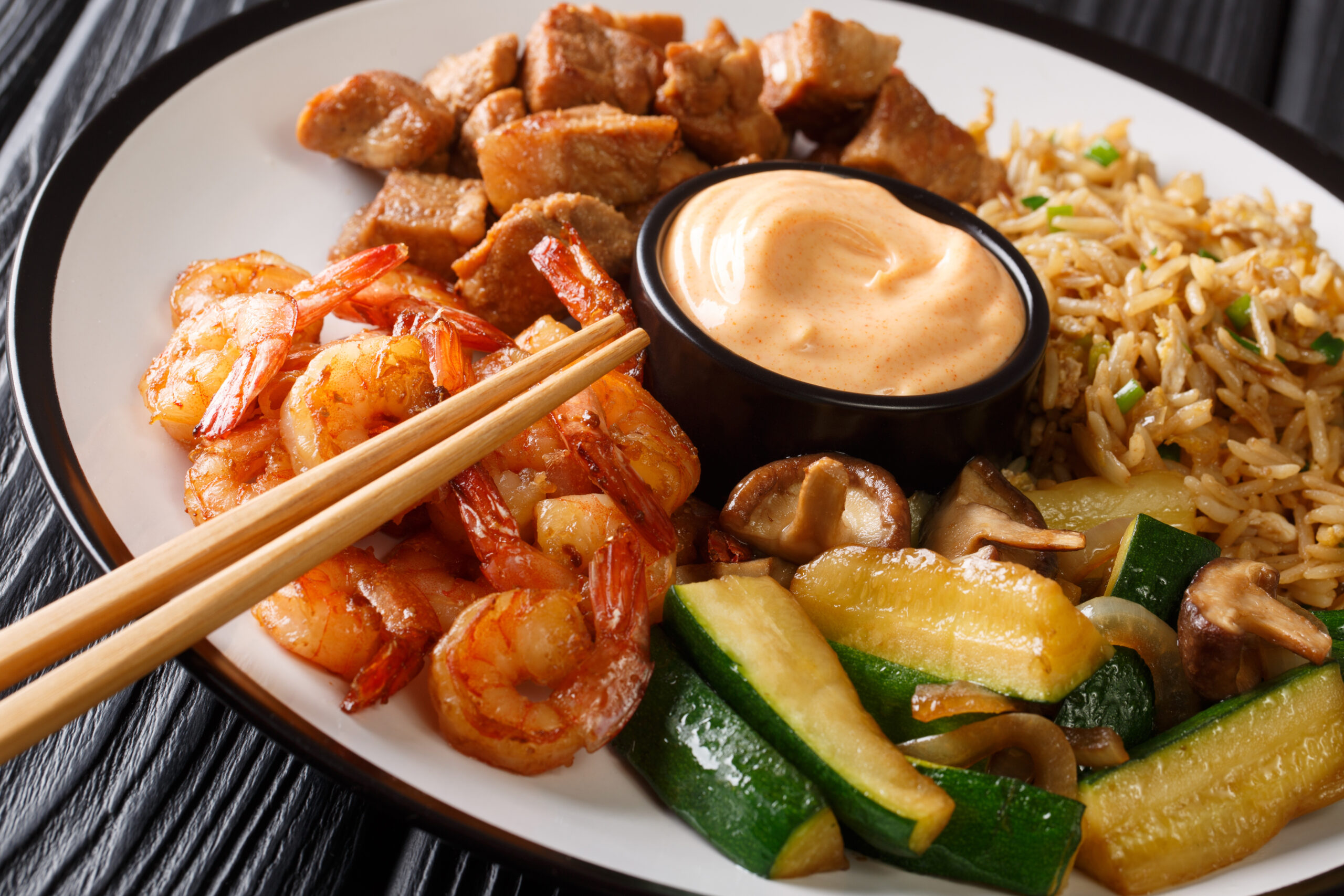 Hibachi Meals