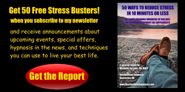 subscribe to newsletter and get 50 stress busters