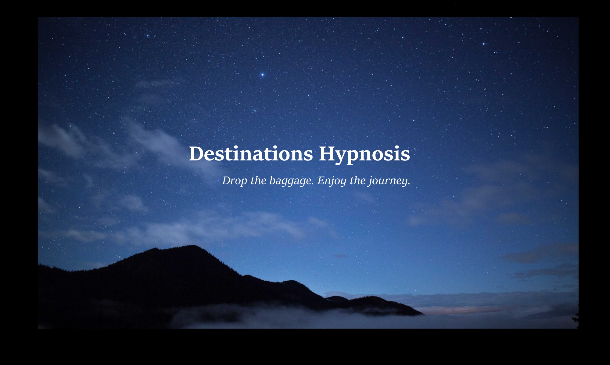 Destinations Hypnosis