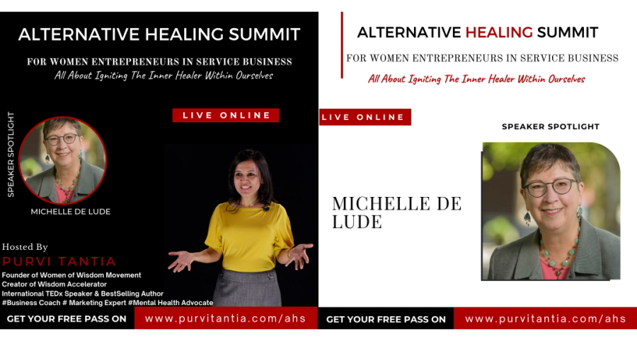 Purvi Tantia Alternative Healing Summit 2021 for Women Entrepreneurs