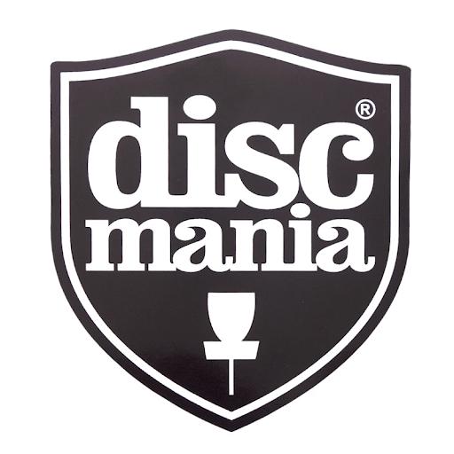 Disc Mania Logo