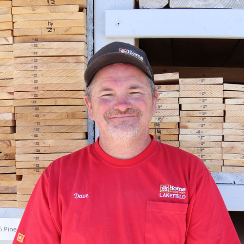 Dave Lakefield Home Building Centre