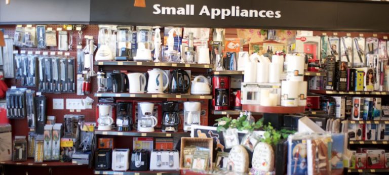 Small Appliance Department