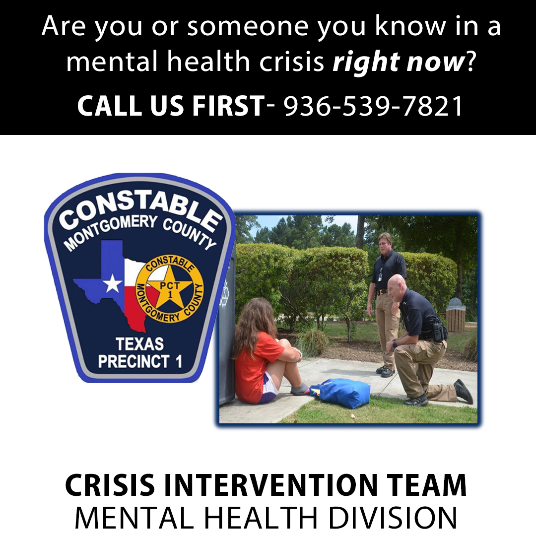 A local Precinct Task Force available for Mental Health Crisis