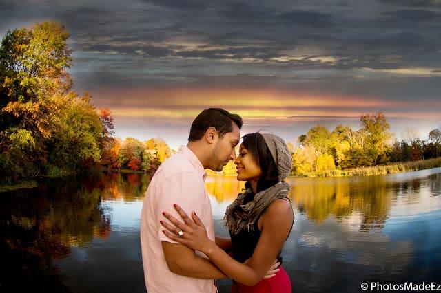 Engagement Photoshoot by PhotosMadeEz