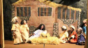 Marionette Nativity, Indy VIneyard Church, Tim Taylor
