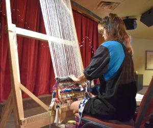 Weaving Community, creativechurchartsideas.org