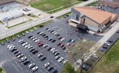 Drive-In Church Services: Church Ministry During Covid-19, CreativeChurchArtsIdeas.org