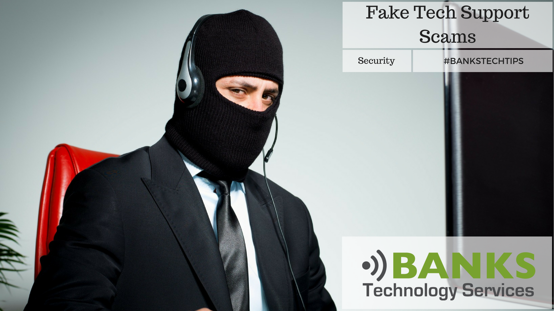 Fake Tech Support Scams