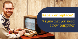 7 signs that you need a new computer