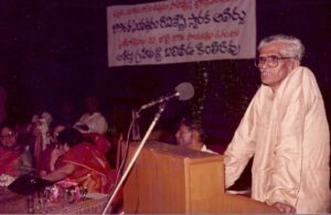 Raavi Sastry Award for Balivada, 1996
