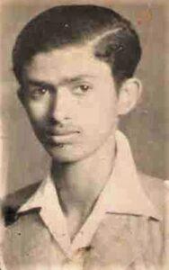 Young Balivada Kantha Rao