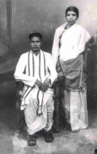 Parents of Balivada Kantha Rao