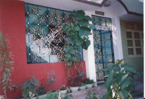 Balivada Kantha Rao's home in Visakhapatnam