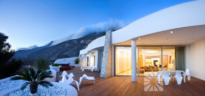 Ocean Suites Altea Luxe Appartement
