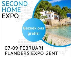 Second Home Gent 2020 Februari