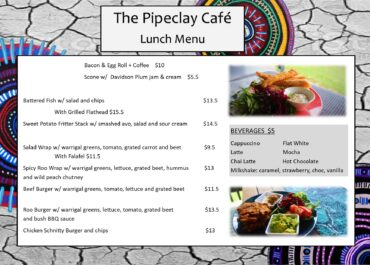 The Pipeclay Cafe