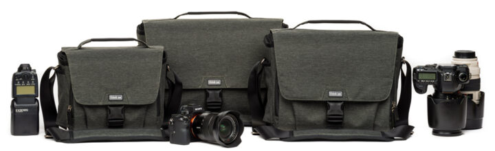 Think Tank Photo: Vision Shoulder Bag Series Introduced