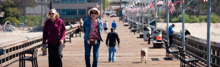 Ventura, CA: A Short Walk On A Long Pier