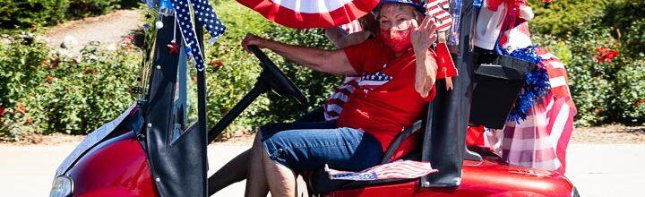 Banning, CA: Patriotic Pride on Parade
