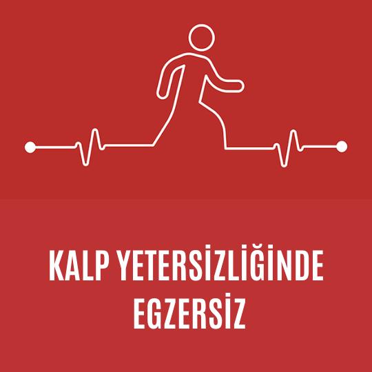 Kalp yetersizliğinde egzersiz