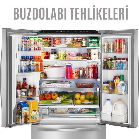 Buzdolabı tehlikeleri