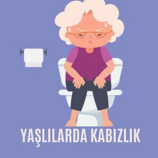 Yaşlılarda kabızlık