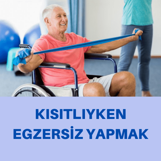 Kısıtlıyken egzersiz yapmak