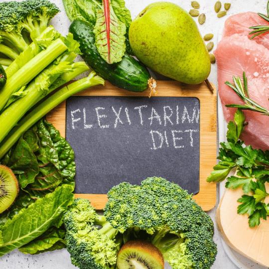 Flexitarian diyet