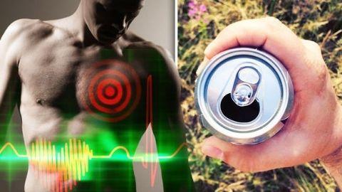 Enerji içecekleri kalp sorunlarını tetikleyebilir