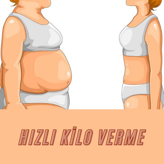 Hizlı kilo verme