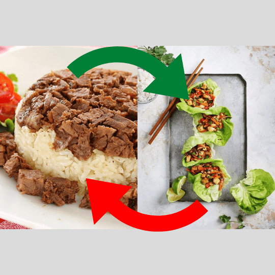Alışkanlıklara uymayan yemek düzeni genellikle kalıcı olmaz.