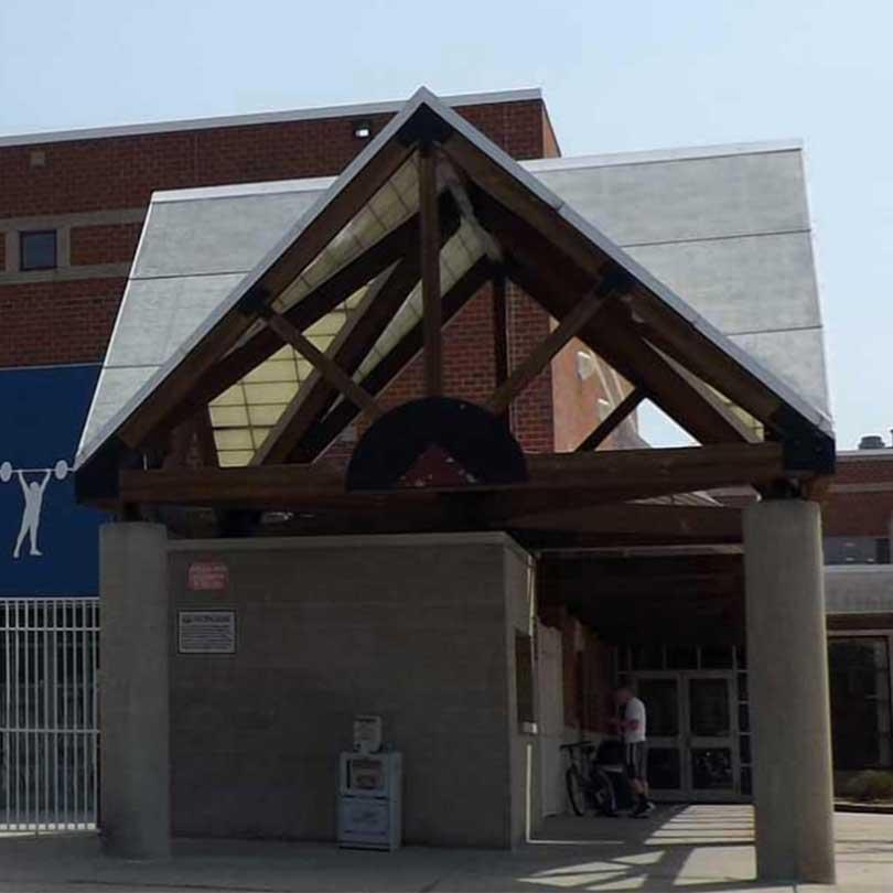 Brunswick Rec Center, Brunswick OH