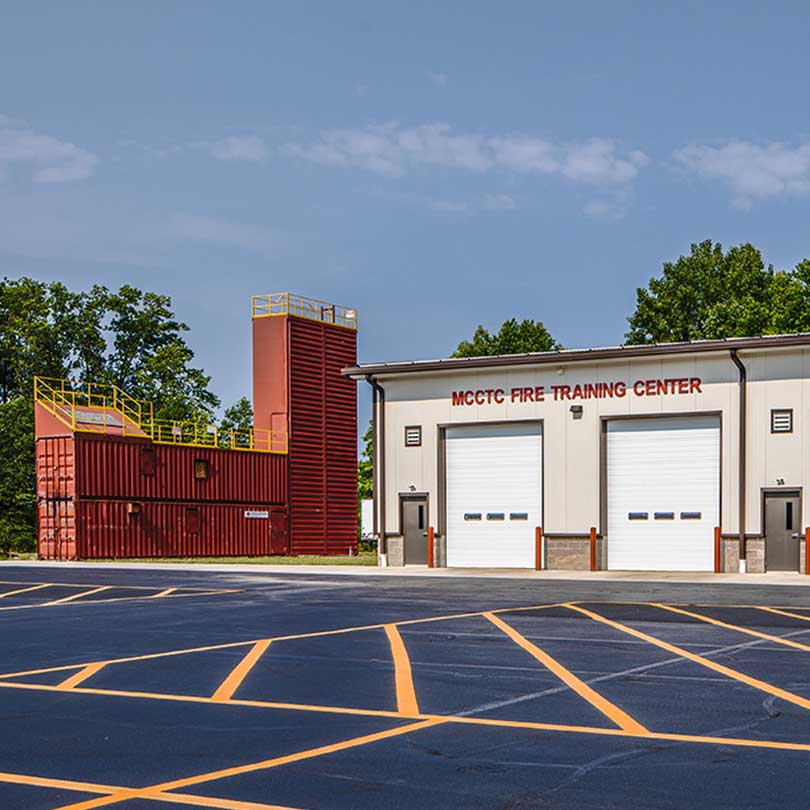 Fire Training Center, Canfield, OH