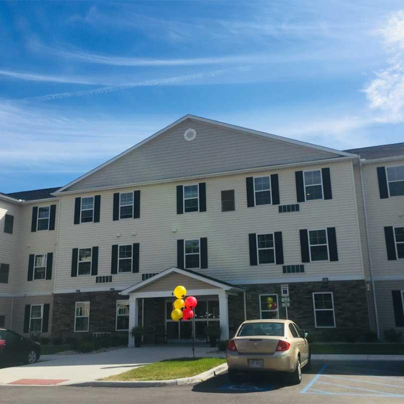 Kings Pointe Senior Apartments, Sylvania OH