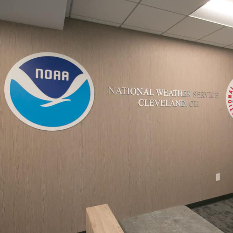 National Weather Service, Brooklyn Heights, OH