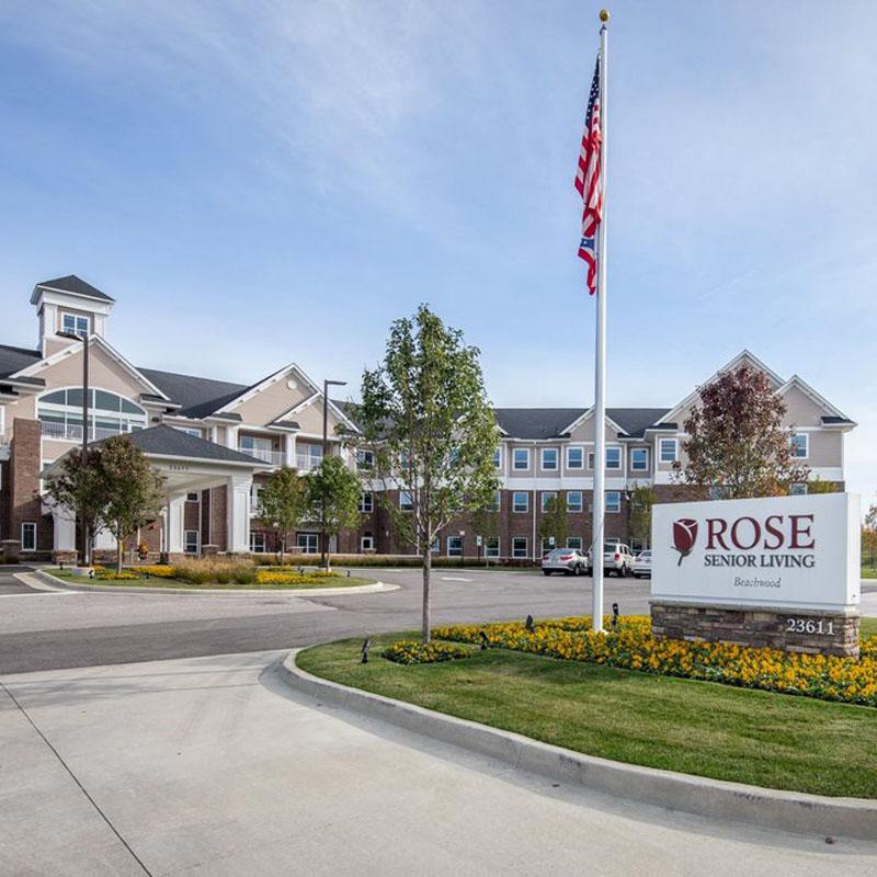 Rose Senior Living, Beachwood, Ohio