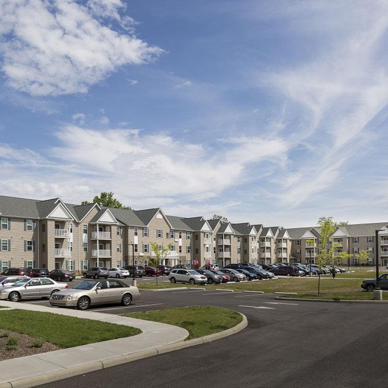 Towne Square Senior Apartments, Greensburg, PA