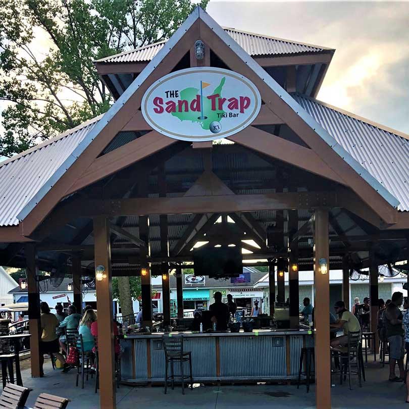Sand Trap Tiki Bar