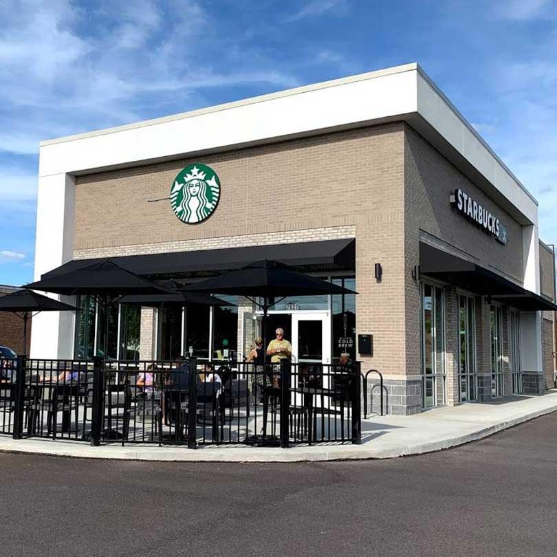 Starbucks, Mentor, OH