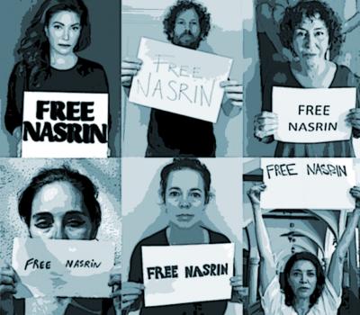 #FreeNasrin