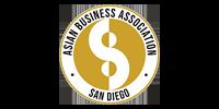 Asian Business Association of San Diego Logo