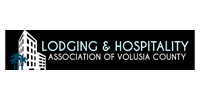 Lodging and Hospitality Association of Volusia County Logo