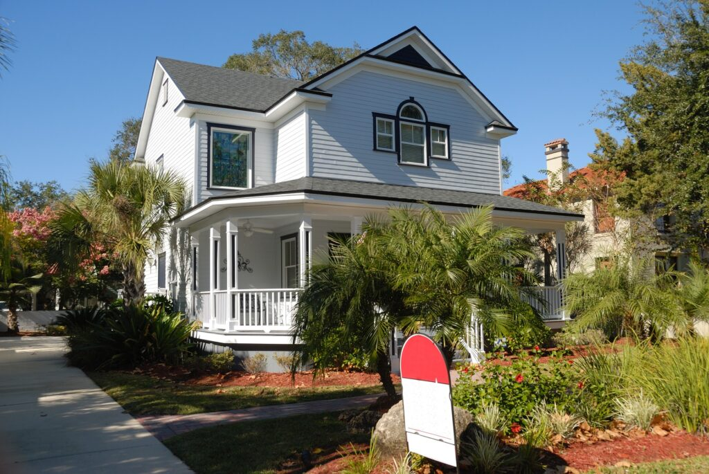 Restored Home for Sale after Fix and Flip