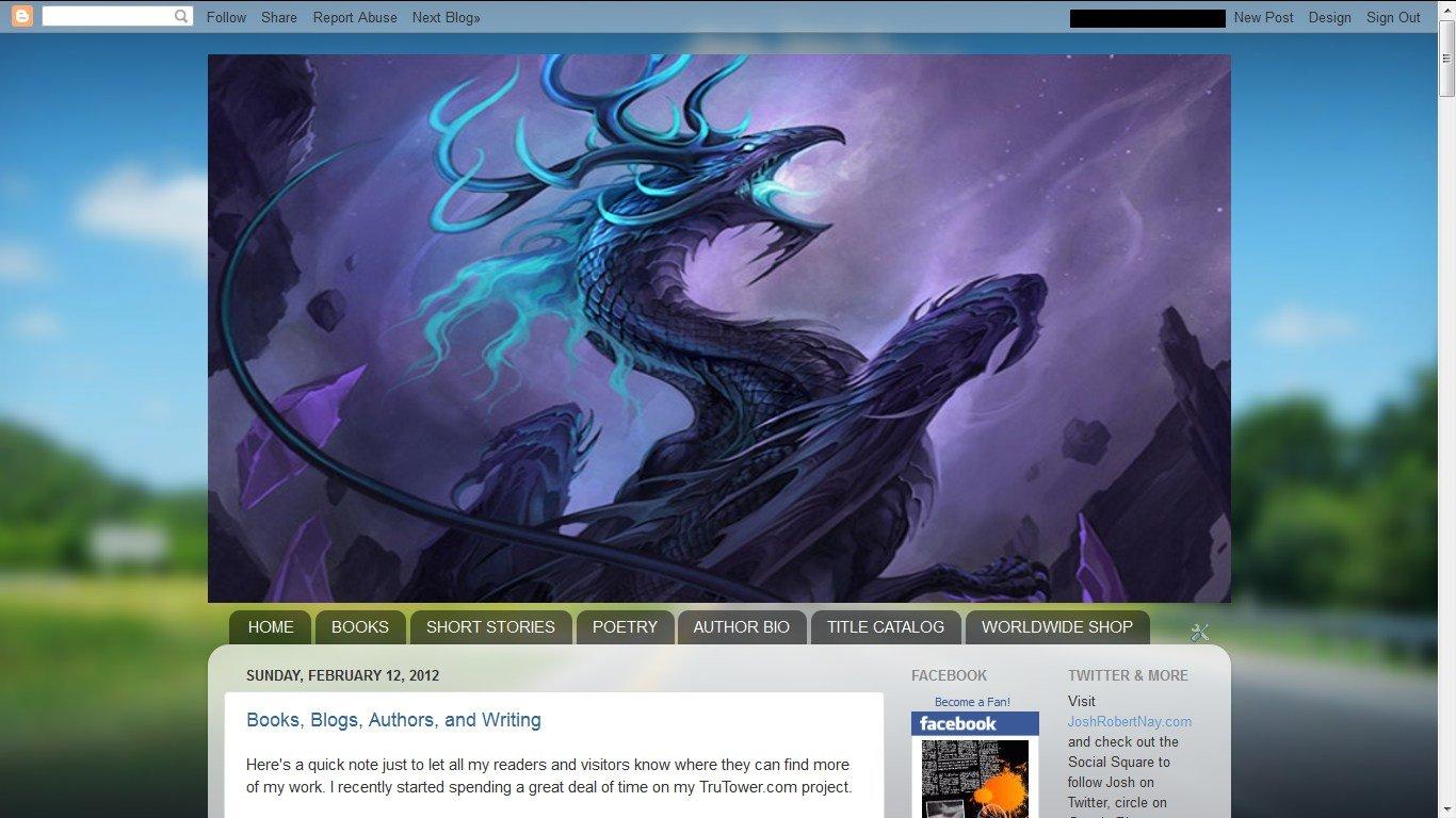 The Purple Dragon Blog