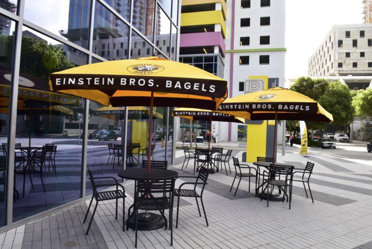 Eistein Bros Bagels MiamiCentral
