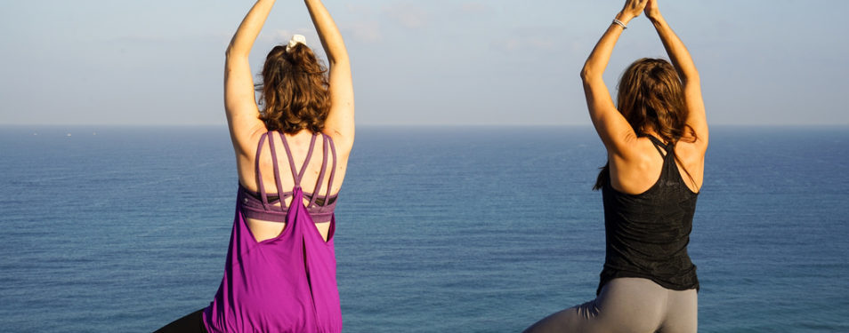 Incorporating Yoga into Your Daily Life...